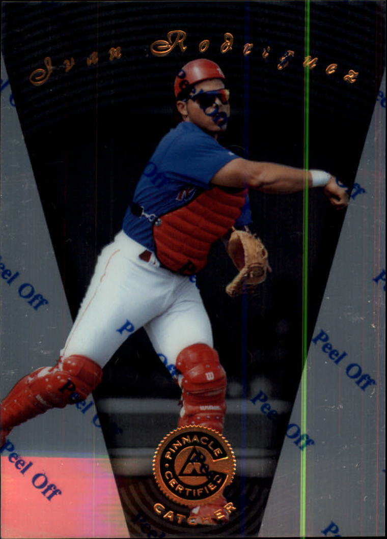 1997 Pinnacle Certified #79 Ivan Rodriguez