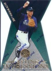 1997 Pinnacle Certified Lasting Impressions #12 Alex Rodriguez