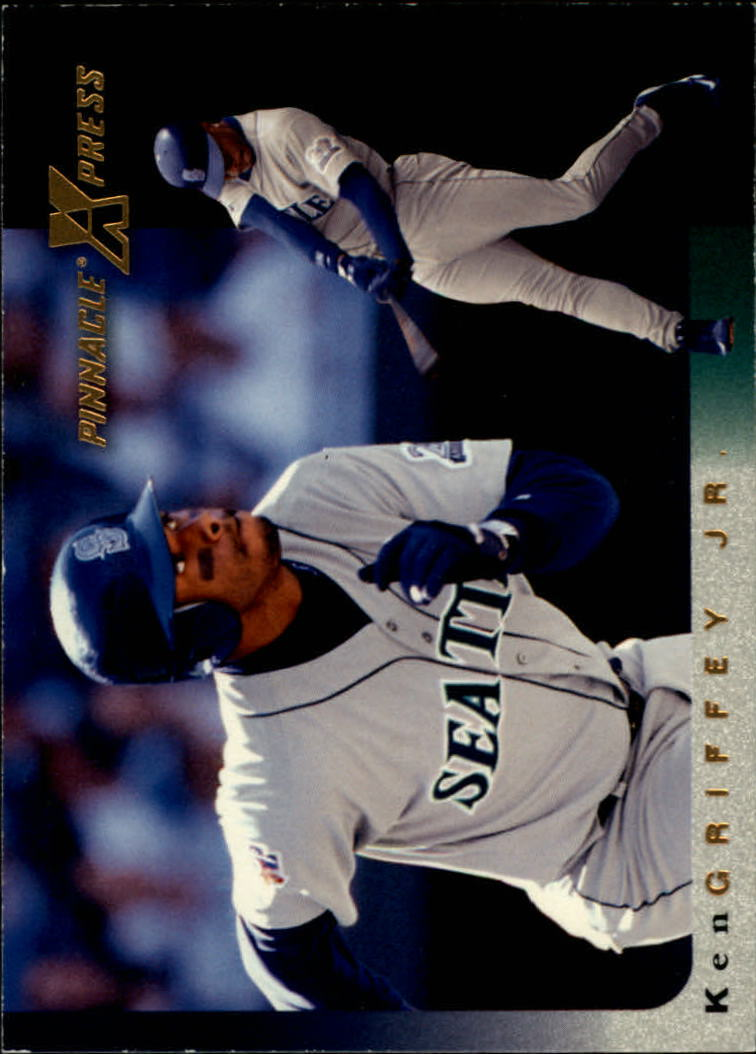 1997 Pinnacle X-Press #7 Ken Griffey Jr.
