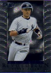 1997 Select Rookie Revolution #2 Derek Jeter