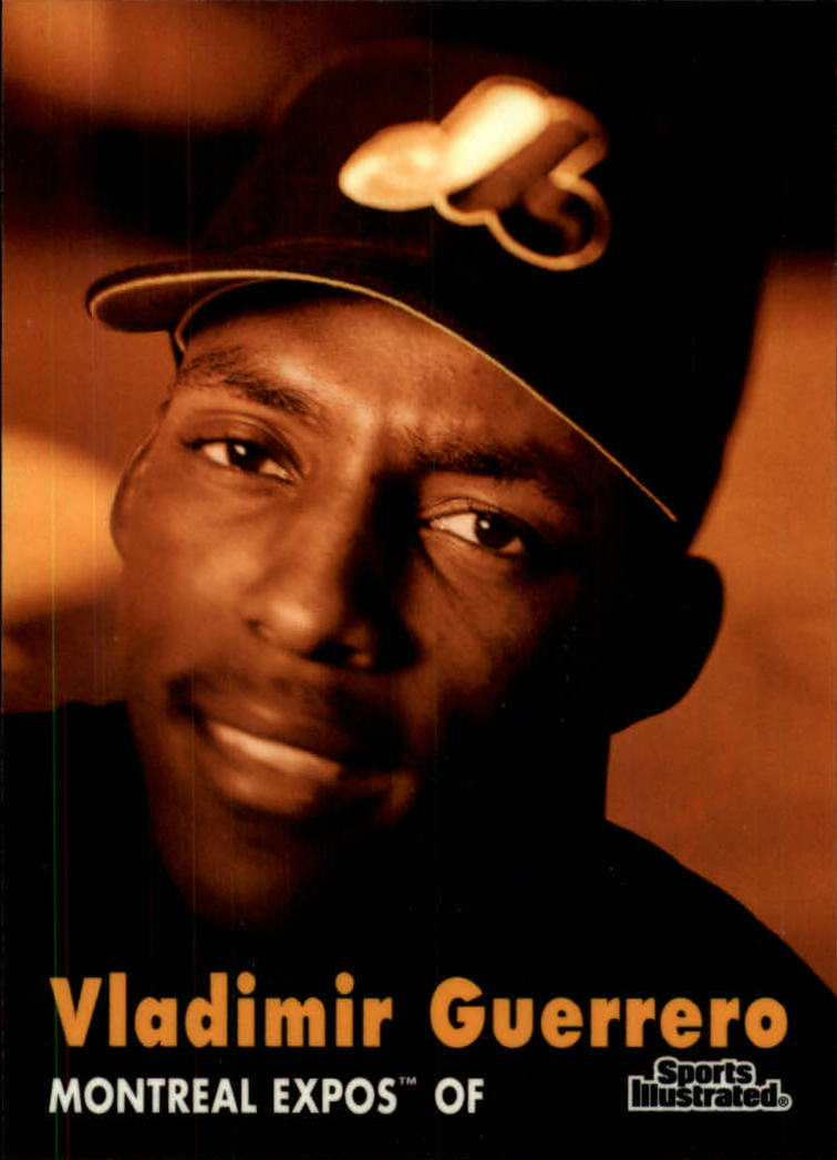 1997 Sports Illustrated #8 Vladimir Guerrero