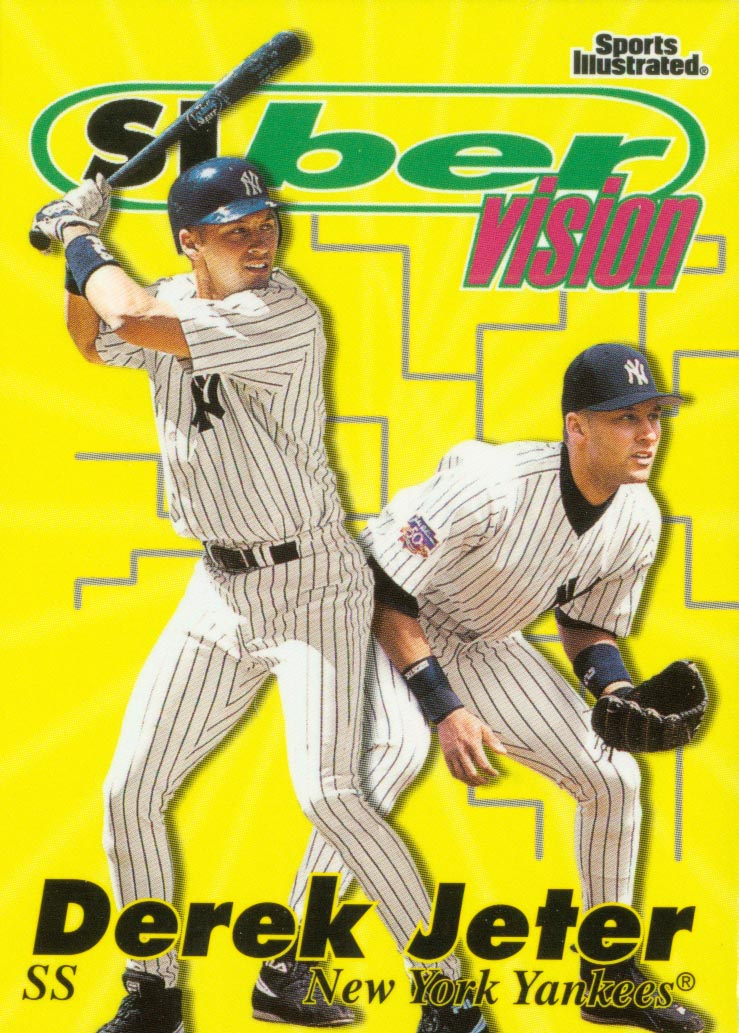 1997 Sports Illustrated #62 Derek Jeter SIV