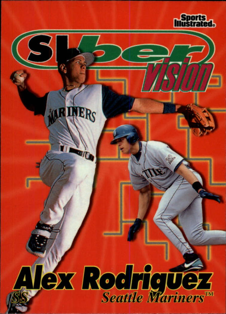 1997 Sports Illustrated #70 Alex Rodriguez SIV