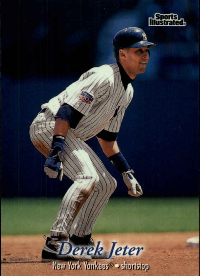 1997 Sports Illustrated #128 Derek Jeter