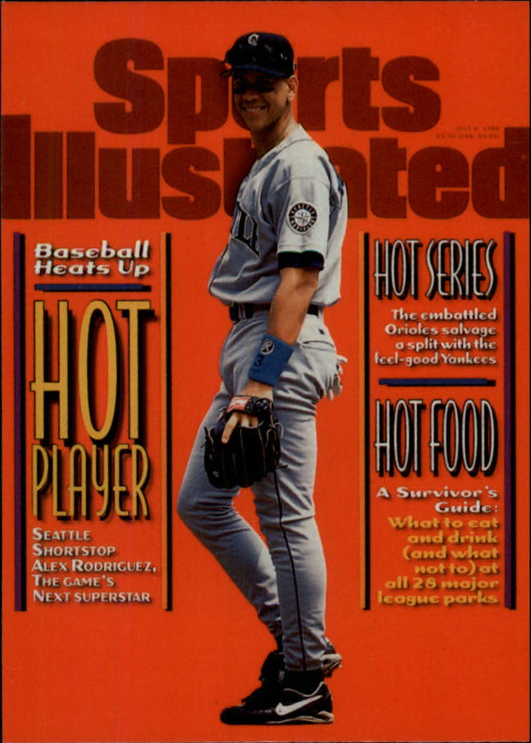 1997 Sports Illustrated #170 Alex Rodriguez CC