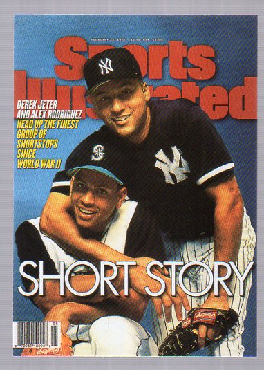 1997 Sports Illustrated #179 A.Rodriguez/D.Jeter CC