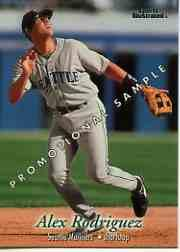 1997 Sports Illustrated #P158 Alex Rodriguez Promo