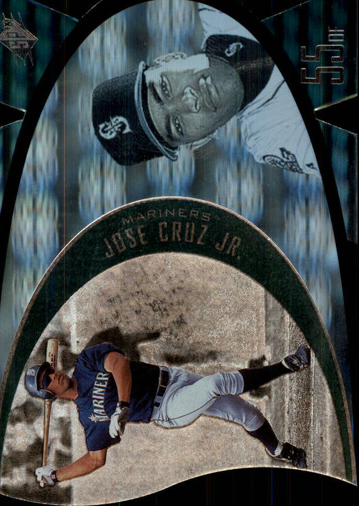 1997 SPx #47 Jose Cruz Jr. RC