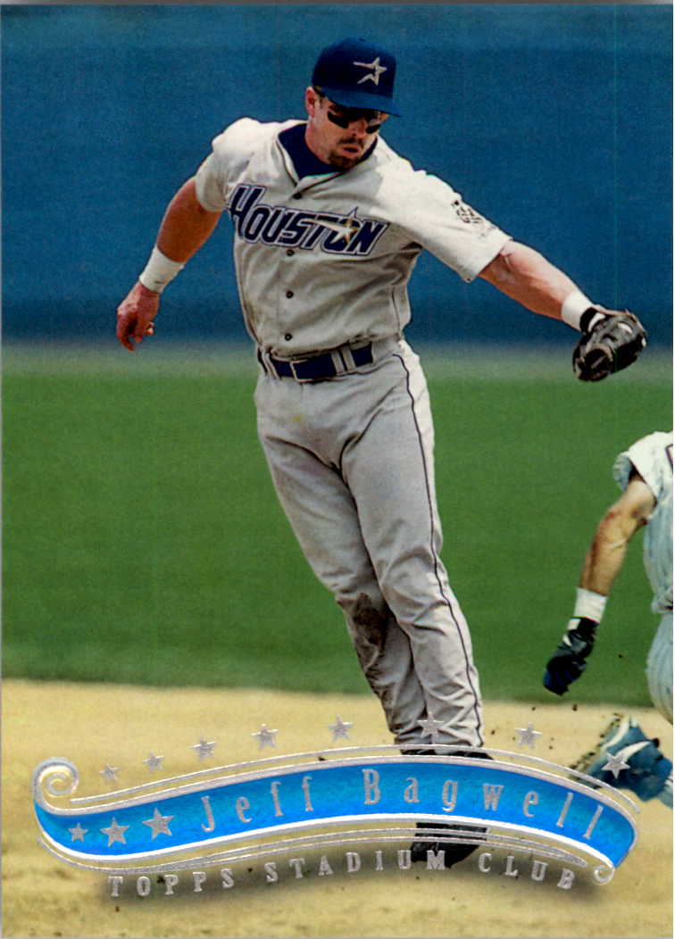 1997 Stadium Club #13 Jeff Bagwell