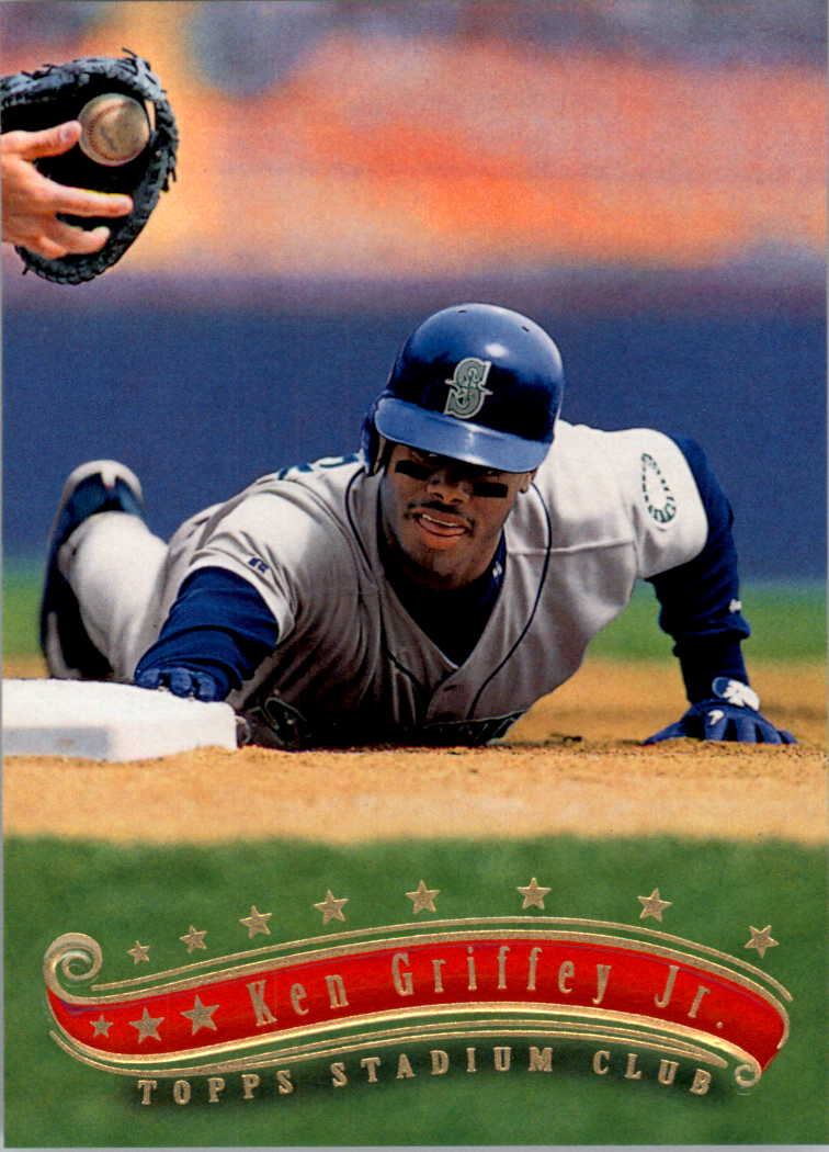 1997 Stadium Club #50 Ken Griffey Jr.