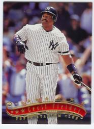 1997 Stadium Club #211 Cecil Fielder