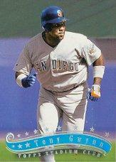1997 Stadium Club #219 Tony Gwynn