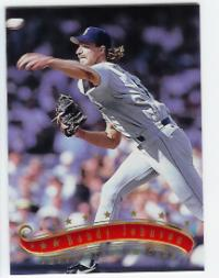 1997 Stadium Club #247 Randy Johnson