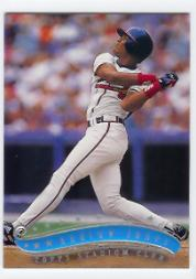 1997 Stadium Club #255 Andruw Jones