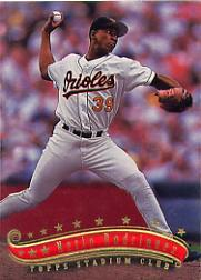 1997 Stadium Club #267 Nerio Rodriguez RC