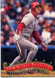 1997 Stadium Club #297 Mickey Tettleton