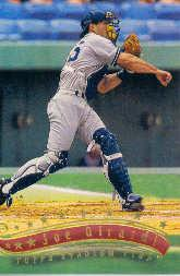 1997 Stadium Club #298 Joe Girardi