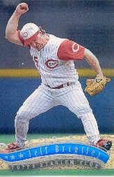1997 Stadium Club #303 Jeff Brantley