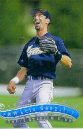 1997 Stadium Club #331 Luis Gonzalez
