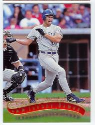 1997 Stadium Club #333 Johnny Damon