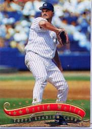 1997 Stadium Club #338 David Wells