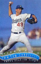 1997 Stadium Club #341 Tom Candiotti