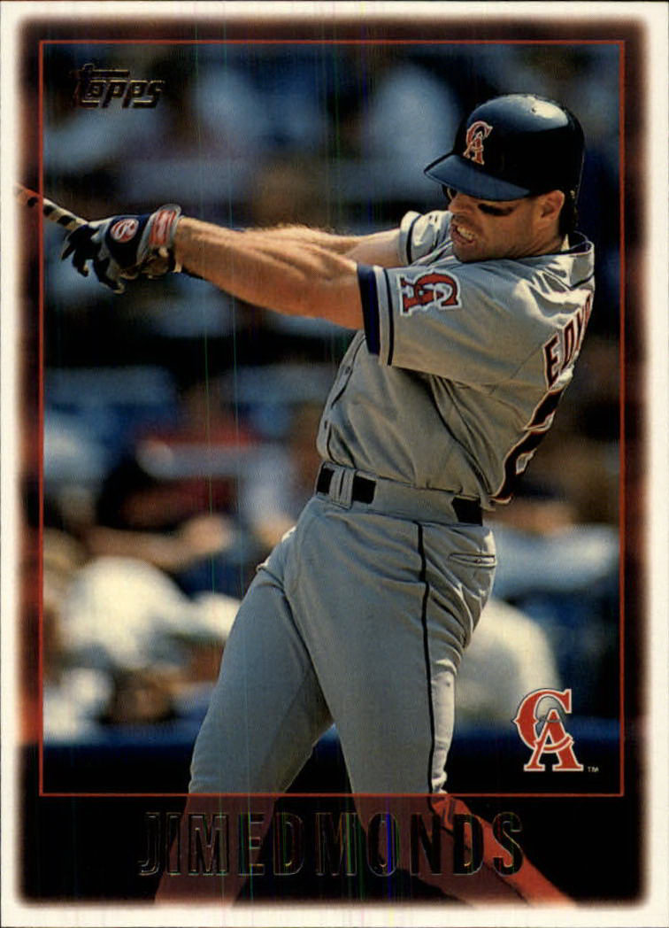 1997 Topps #75 Jim Edmonds