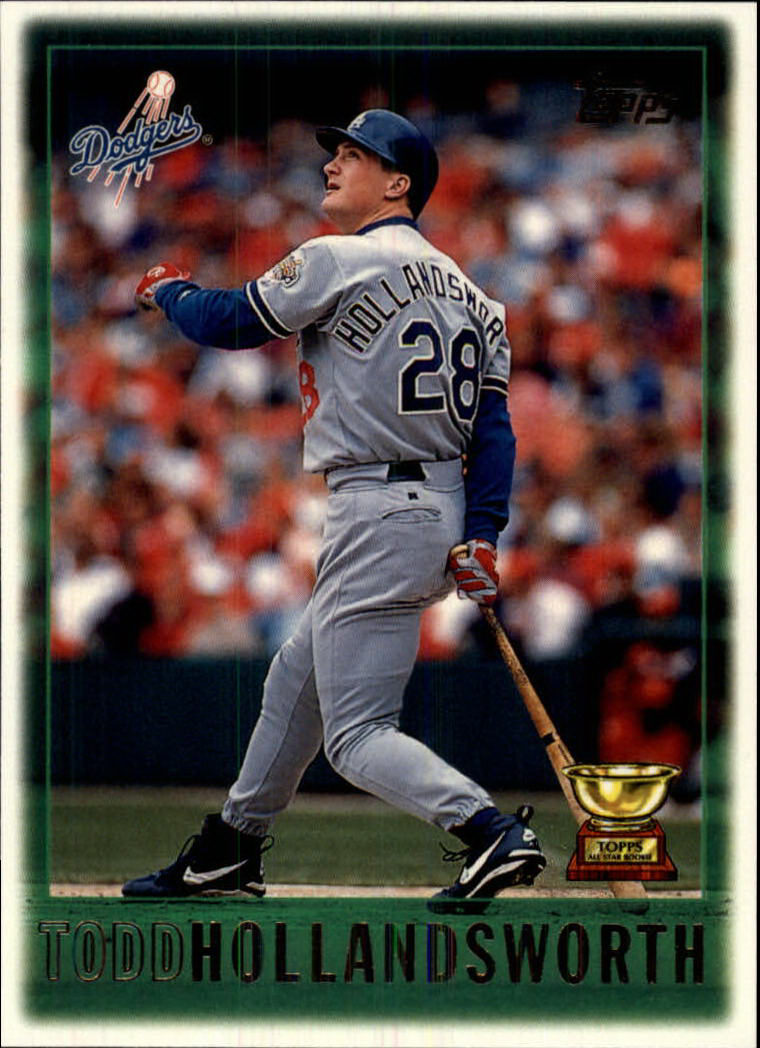 1997 Topps #177 Todd Hollandsworth