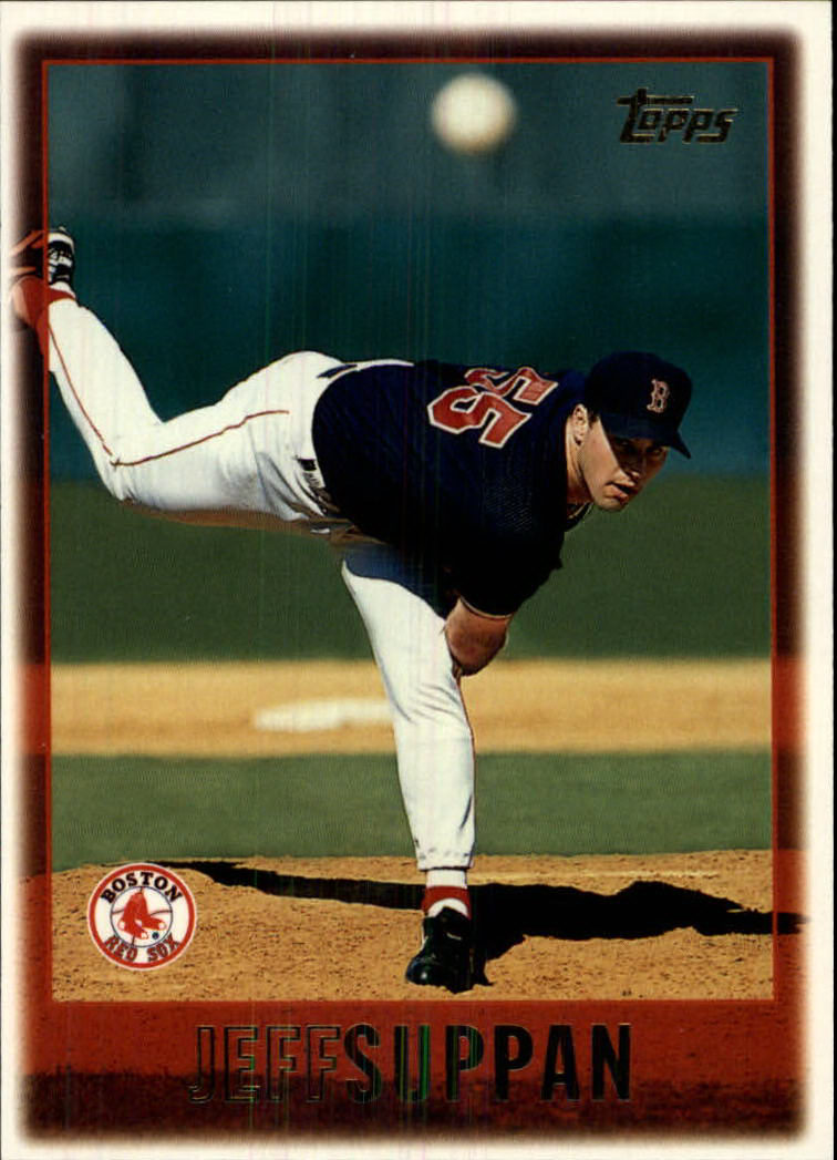 1997 Topps #348 Jeff Suppan