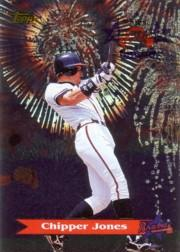 1997 Topps All-Stars #AS8 Chipper Jones