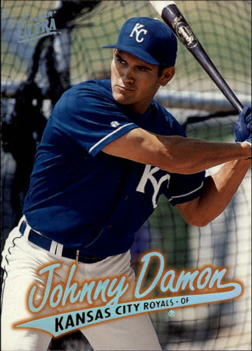 1997 Ultra #66 Johnny Damon