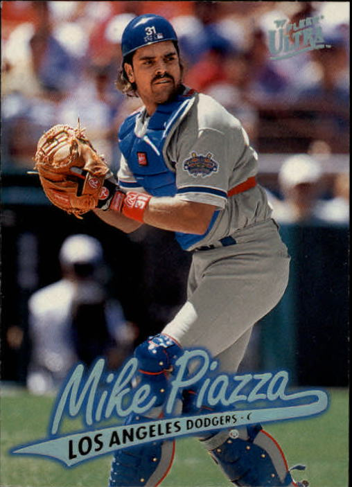 1997 Ultra #223 Mike Piazza