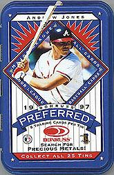 1997 Donruss Preferred Tin Packs #9 Andruw Jones