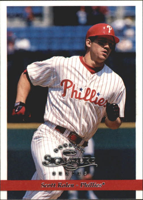 1997 Donruss Signature #50 Scott Rolen