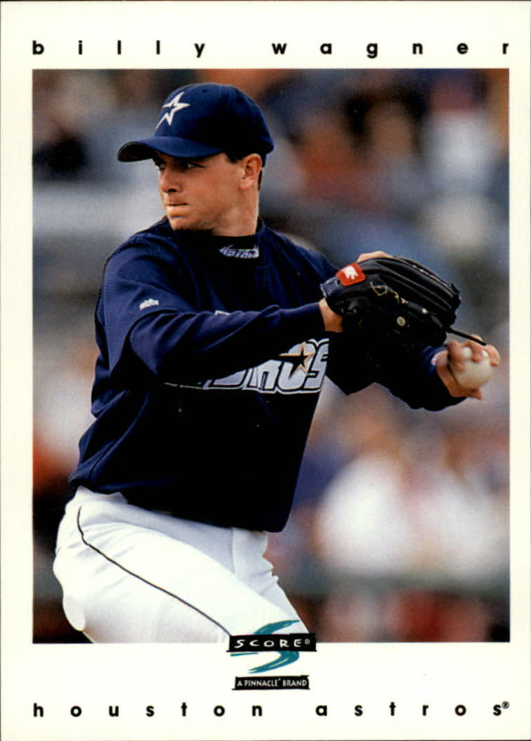 1997 Score #32 Billy Wagner