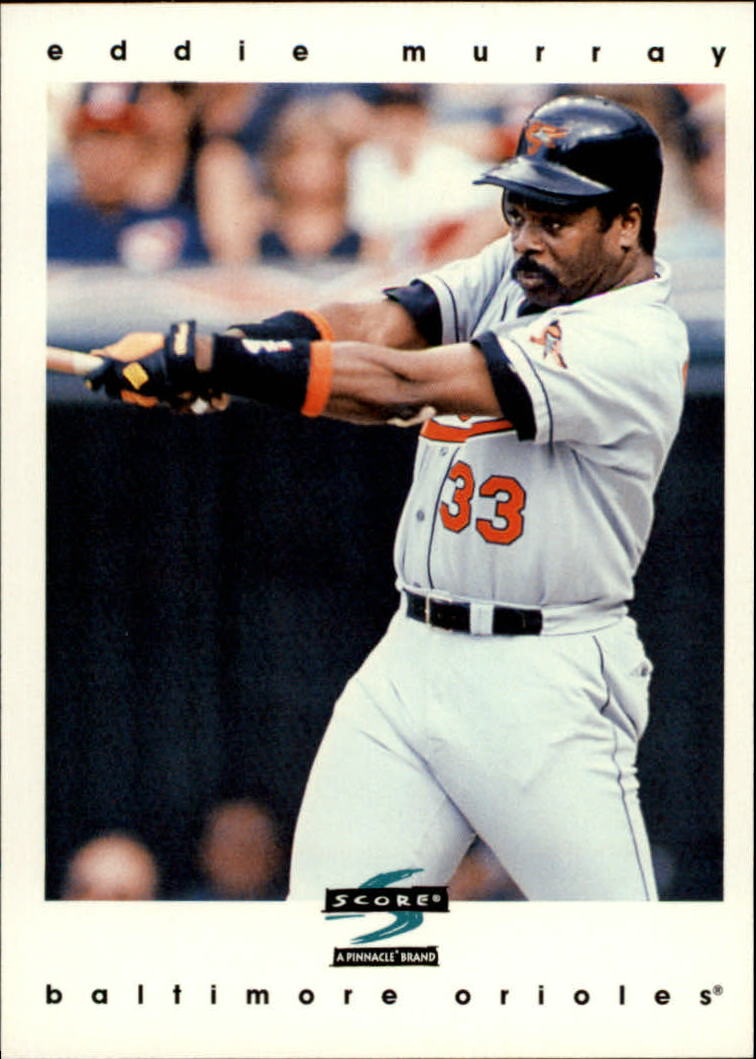 1997 Score #46 Eddie Murray