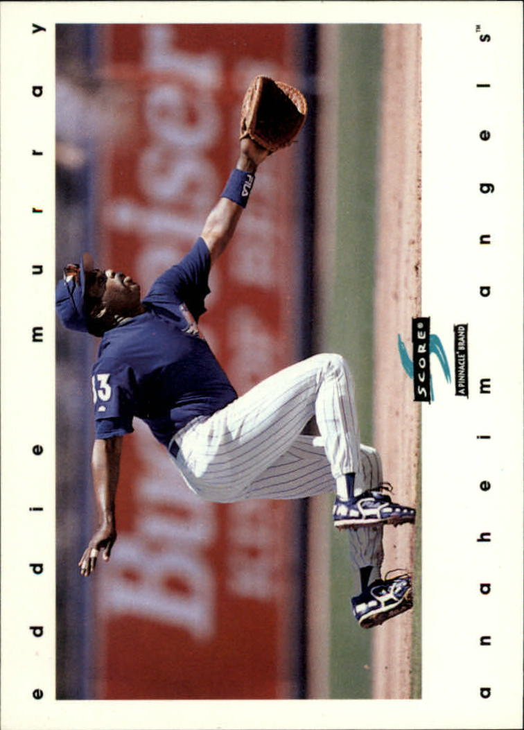 1997 Score #421 Eddie Murray