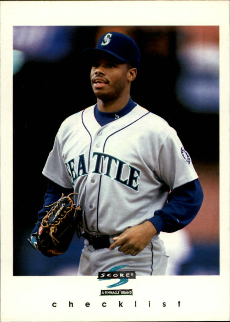 1997 Score #548 Ken Griffey Jr. CL