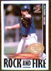 1997 Score Reserve Collection #525 Roger Clemens RF