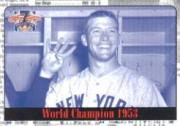 1997 Scoreboard Mantle #15 Mickey Mantle/World Champion 1953