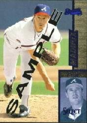 1997 Select Samples #23 Greg Maddux