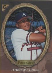 1997 Topps Gallery Promos #PP1 Andruw Jones