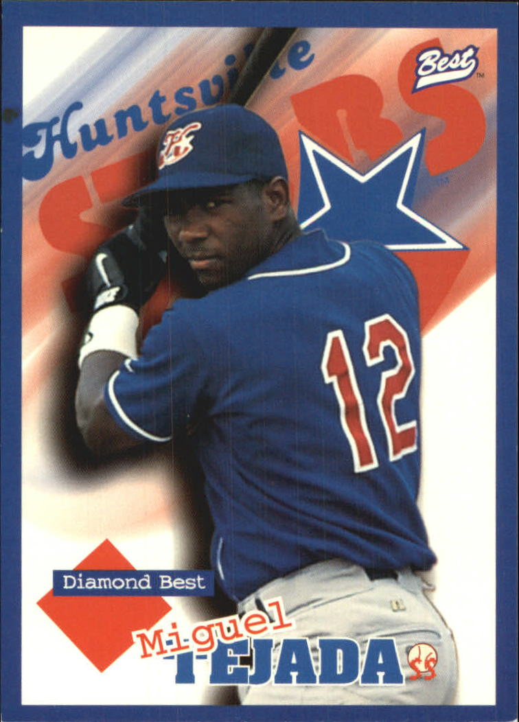 1997 Best Diamond Best #5 Miguel Tejada