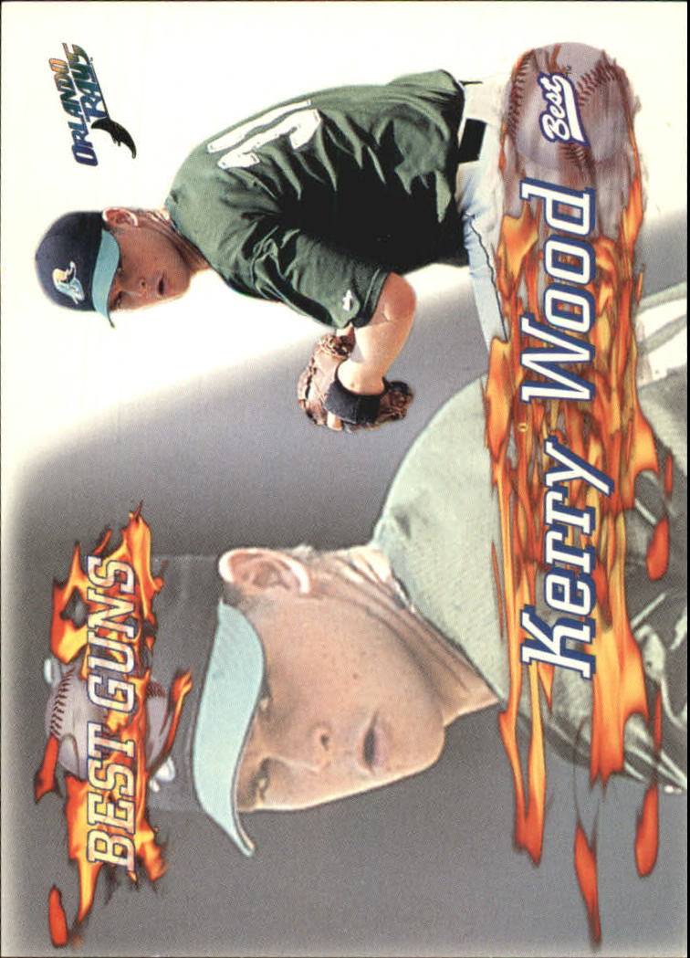 1997 Best Guns #7 Kerry Wood
