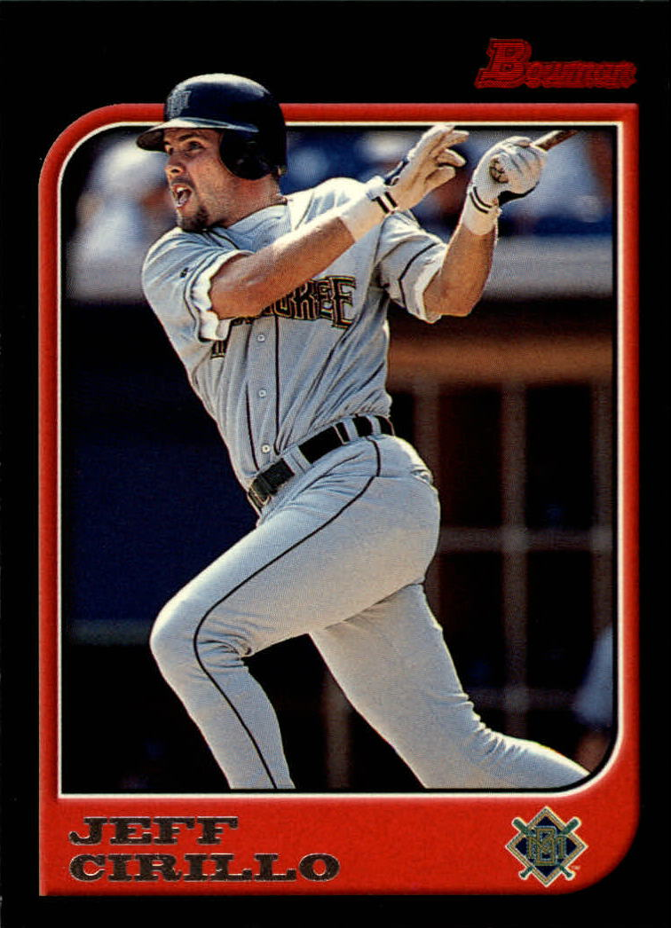 1997 Bowman #31 Jeff Cirillo