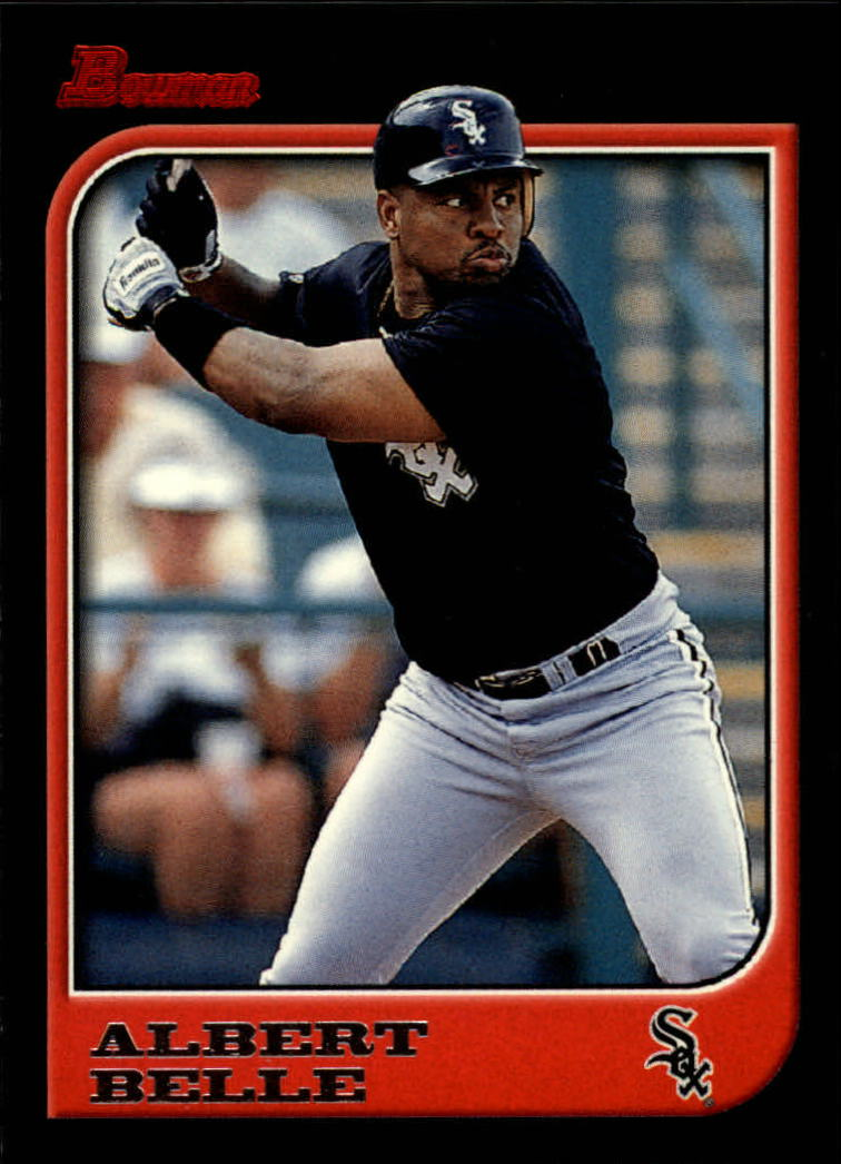 1997 Bowman #67 Albert Belle