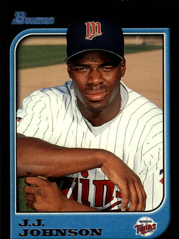 1997 Bowman #89 J.J. Johnson