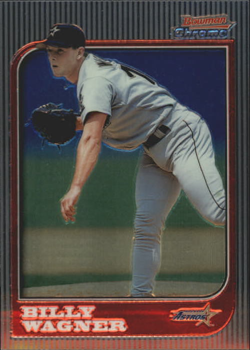 1997 Bowman Chrome #42 Billy Wagner