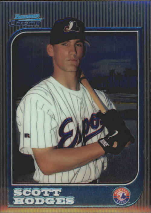 1997 Bowman Chrome #288 Nathan Haynes RC