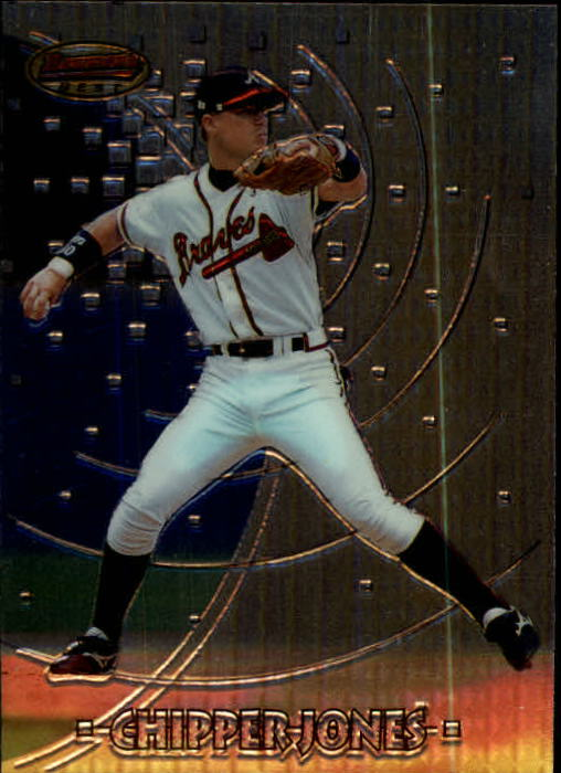 1997 Bowman's Best #9 Chipper Jones